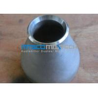 China ASTM A815 / ASME SA815 F51 / F53 Duplex Steel Eccentric Reducer Pipe Fitting wholesale