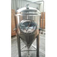 China 1000L Stainless Steel Beer Brewing Equipment Fermentation Tank wholesale