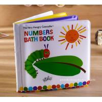 Education Soft EVA children's Bath Books Early Number Learning