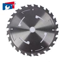 China Abrasive Cutting Mental TCT Saw Blade , Carbide Tip Circular Saw Blade wholesale
