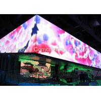 China P 3mm Dynamic indoor advertising LED display screen 111111 dots / sqm wholesale