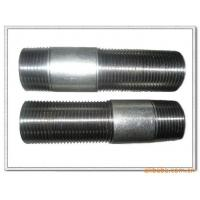 China Carbon steel pipe nipple manufacturer wholesale