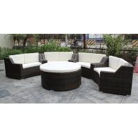 Quality outdoor furnitnure wicker sofa-16200 for sale