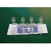 China 8 Cavities Injection Molding Parts For Semi Transparent Plastic Products wholesale