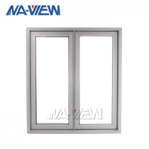 China Chinese Naview 2 Lite Double Twin Pane Casement Windows wholesale