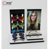 China Table Top Dior Sunglasses Display Units Increasing Brand Value Eyewear Display Stand wholesale