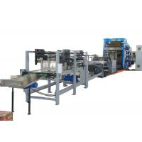 China Mutil-Wall Paper Bag Making Machine for Bottom Sealing with Automatic Feeder wholesale