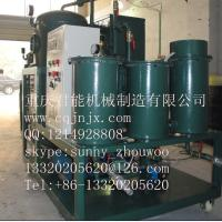 Quality TZL-50 Effective Vacuum Turbine Oil Purification Machine for sale