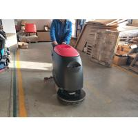 China Safety Seats Industrial Floor Cleaning Machines For Workshop / Automatic Floor Scrubber wholesale