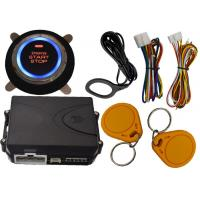 China Remote Car Engine Start Stop System By Alarm Remote Control RFID Arm Or Disarm Car Engine wholesale