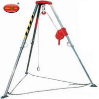 Buy cheap 1100 lbs 87.75in Lift Rescue Tripod for Fire Fighting from wholesalers