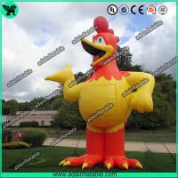 China Inflatable Rooster For Advertising,Event Inflatable Chicken,Inflatable Rooster Costume wholesale