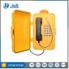 China Railway Industrial Weatherproof Telephone Aluminium Weatherproof Case With Alarm Light wholesale