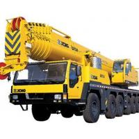 China Truck Mounted Telescopic Crane Mechanical Device For Repairing Street Lamps wholesale