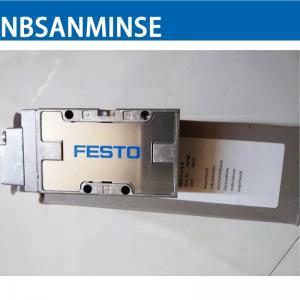 China 1/4 1/8 Pneumatic Solenoid Valve Original Festo Solenoid Valve NBSANMINSE MFH wholesale