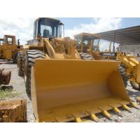 China 966F Used Caterpillar Wheel Loader oman kuwait second-hand loader on sale
