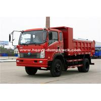 China SINOTRUK 4x2 Howo Dump Truck Truck Right Hand Drive Vehicles With 6.5m³ Bucket wholesale