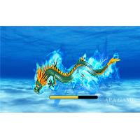 China Azure Dragon Phoenix Birds Fishing Game Machine Coin Operated Easy Operate wholesale