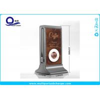 China Multiple Usb Desktop Charging Station , Cell Phone Charging Station Built In 4g Flash wholesale