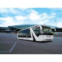 China 110 Passenger 14 Seat Airport Coaches with Auto Transmission wholesale