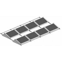 China Good Flexibility Roof Racking Ballasted Solar Mounting System for Home Rotatable Design wholesale