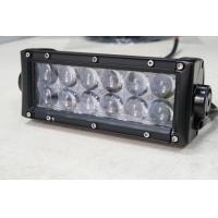 China Newest Technology 4D Led Light Bar, 4D Double Row  Cree  Light bar 4D Reflector Have Spot/Flood/Combo Beam wholesale