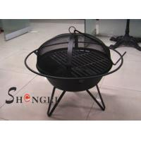 China cast iron barbecue grill wholesale