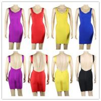 China New Design Wholesale Celebrity High Quality New Design Hot Sale Popular Sexy HL Bandage Summer Dress wholesale