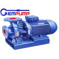 China IS type industrial clean water centrifugal pump / Garden irrigation pump wholesale