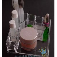 China acrylic tea box organizer wholesale