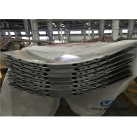 China Natural Color Mill Finish Aluminium Extrusion Profile With Alloy Temper 6063-T5 on sale