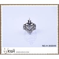 China High Quality Guarantee 316l Stainless Steel Ring in a Poly Bag H-JK0049 wholesale