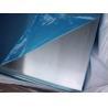China Coal Hopper Cars Aluminum Plate Temper O / H321 , Rail Transportation Aluminum Sheet Plate wholesale