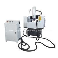 Quality Half Closed Metal Mold CNC Engraving Machine 4 Axis for sale
