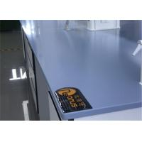 Safe Epoxy Resin Laboratory Countertops With Matt Surface For Lab Bench for sale
