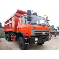 China Dongfeng 6 X 4 Heavy Duty Dump Truck 10 Wheels Tipper Truck For Construction Material Transportation wholesale