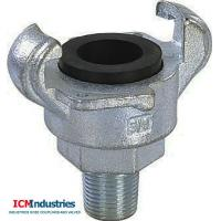 China Universal Crowfoot Air Hose Coupling US type on sale