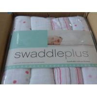 Buy cheap 100% Bamboo or Organic Cotton Washable Gauze Diapers,Baby Muslin product