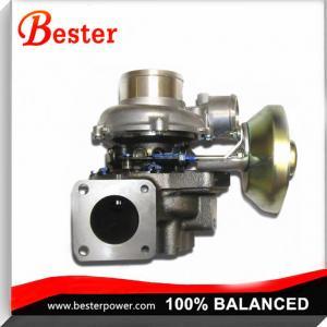 China Turbocharger RHV5 for Isuzu Engine MU7 8980115293 Turbocharger wholesale
