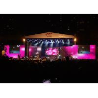 China Waterproof Rental LED Displays , full color LED Stage Display for Music Concert wholesale