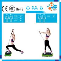 China 2016 Selling Hot Fitness Equipment Slim Gym Exercise Machine Power Vibrate Plate wholesale