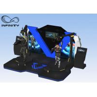 China CE UL Indoor Playground Arcade Games VR Standing Platform wholesale
