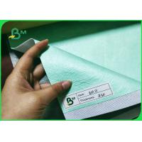 China Resistance To Tear 1443R PU Coated Tyvek Paper For Fashion Backpack wholesale