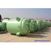 China Reaction Autoclave with a stirring rod inside wholesale