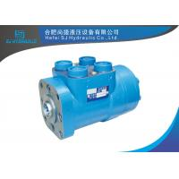 China Iron Black / Blue BZZ50 Hydraulic Steering Unit For Heavy Vehicles / Wheel Loaders on sale