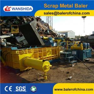 China Scrap Metal Balers wholesale