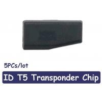 China ID T5 Car Key Transponder Chip for CITROEN, NISSAN, HONDA, , AUDI, FIAT, BUICK wholesale