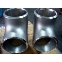 China ASTM / ASME S / A234 / A 234M Alloy Steel Butt Weld Fittings 15 NB till 1200 NB wholesale