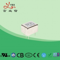 China Yanbixin PCB Pin Power Line Filters Single Phase For Spot Welding Machine wholesale