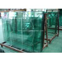 China Doors Coated Tempered Safety Glass Decorative Curved Toughened Glass wholesale